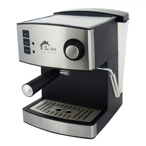E-Lite Espresso Coffee Machine, 1.6L, ESM-122806