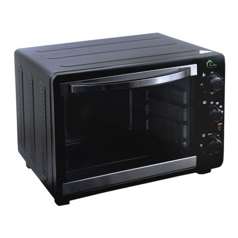 E-Lite Toaster Oven, 38 Liters, 1500W, ETO-354R