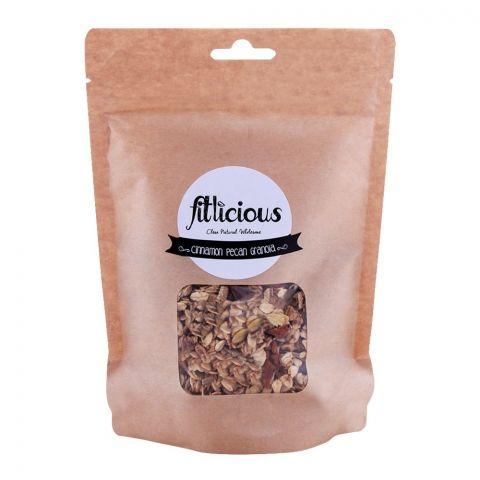 Fitlicious Cinnamon Pecan Granola Muesli, Small