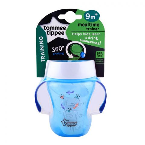 Tommee Tippee Drinking Cup 230ml (Blue) - 447036/38