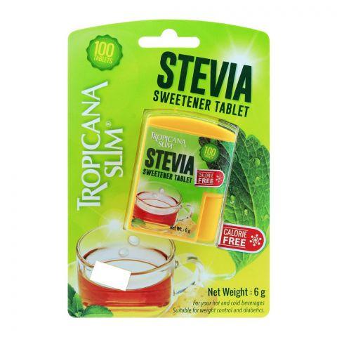 Tropicana Slim Sweetener Tablets, 100-Pack