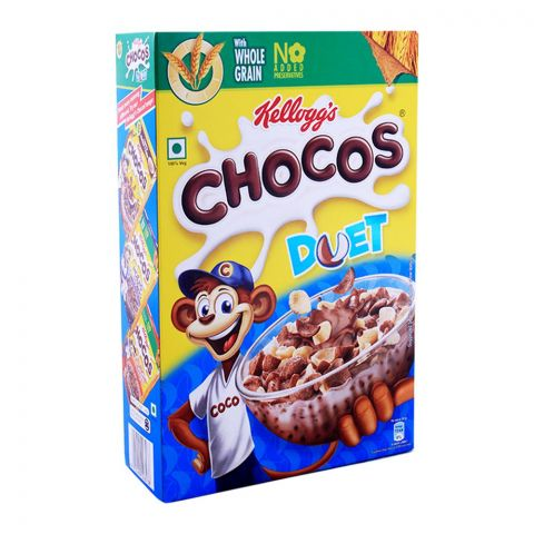 Kellogg's Chocos Duet (India) 375g