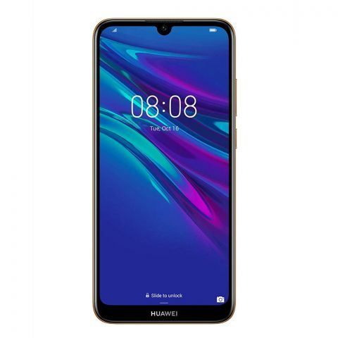 Huawei Y6 Prime DS (2019) 2GB/32GB Smartphone, Amber Brown