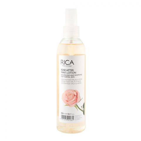RICA Rose Normal Skin After Wax Lotion 250ml