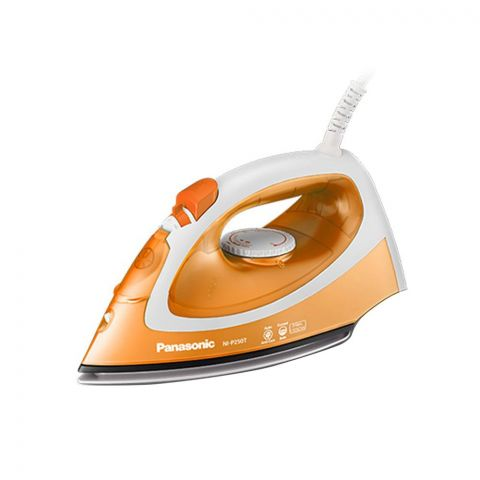 Panasonic Steam Iron Speedy & Easy, NI-P250T, Orange