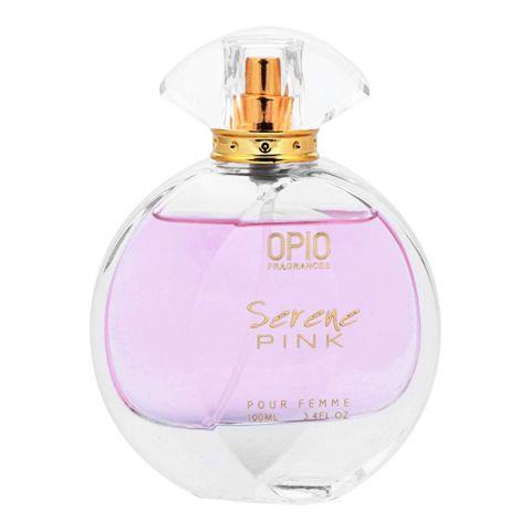 Opio Serene Pink Pour Femme Eau De Toilette, Fragrance For Women, 100ml
