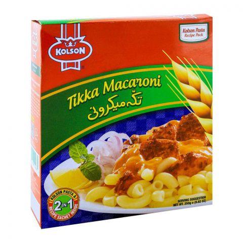 Kolson Tikka Macaroni 250g