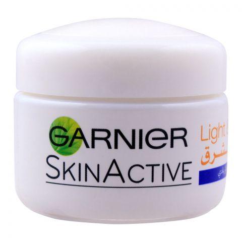 Garnier Skin Active Fairness Yoghurt Night Cream, Light & Radiant, 40ml