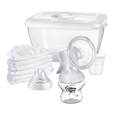 Tommee Tippee Close To Nature Manual Breast Pump - 423415