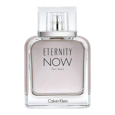 Calvin Klein Eternity Now For Men Eau De Toilette, 100ml
