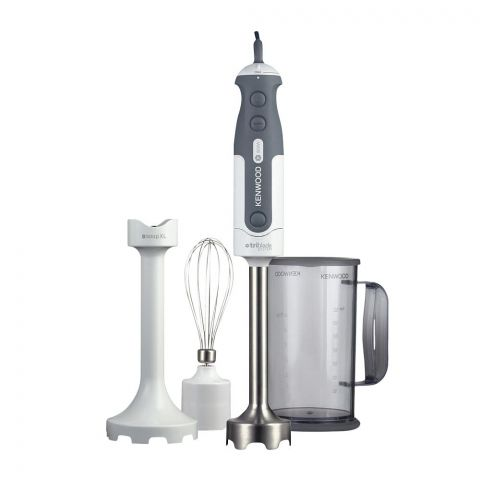 Kenwood Hand Blender, TriBlade System, 2-Speed, 800W, HB304