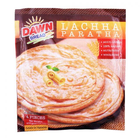 Dawn Lachha Paratha 4 Pieces