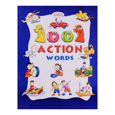 Alka 1001 Action Words Books