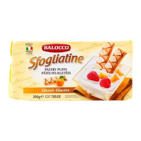 Balocco Sfogliatine Glazed Pastry 200gm