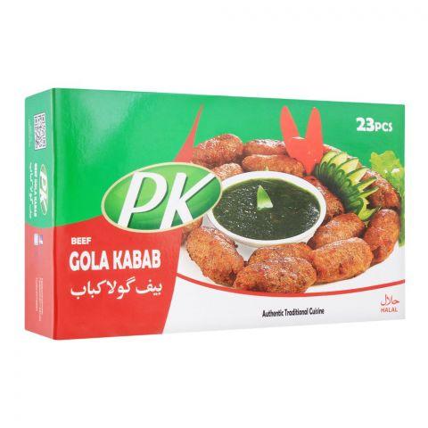 PK Beef Gola Kabab, 515g, 23 Pieces