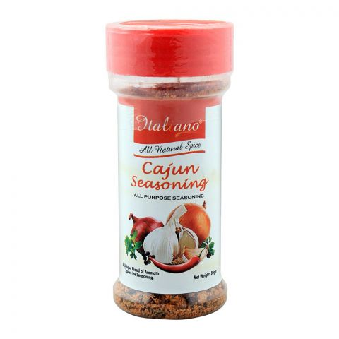 Italiano Cajun Seasoning Powder, 80g