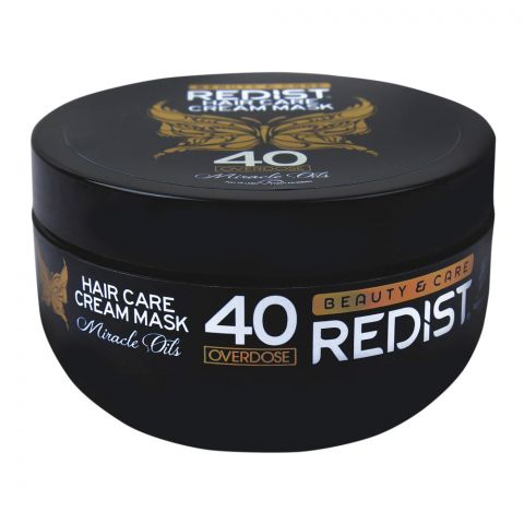 Redist Hair Care 40 Over Dose Cream Mask, Miracle Oils, 300ml