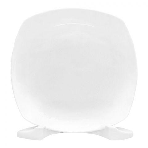 Brilliant Square Plate, 7.5 Inches, BR0115