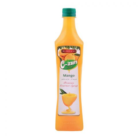 Burhani C-Zun Mango Syrup 800ml