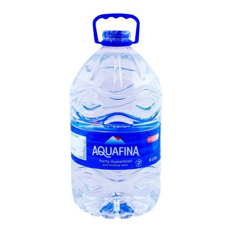 Aquafina Water 6 Litre