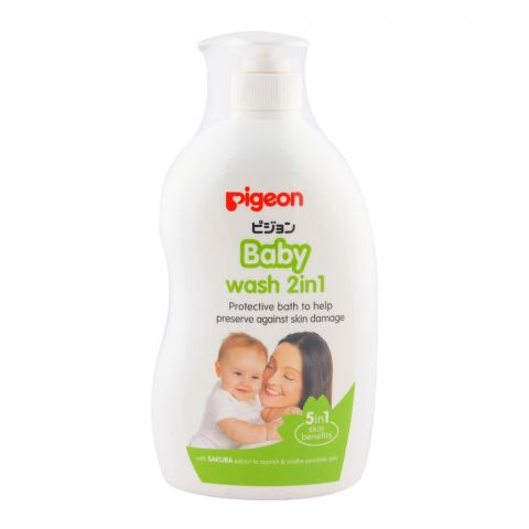 Pigeon Baby Wash 2 in 1 1Ltr