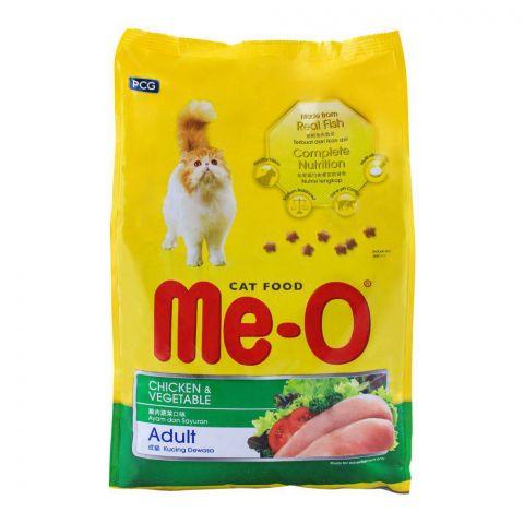 Me-O Adult Chicken & Vegetable Cat Food 3 KG