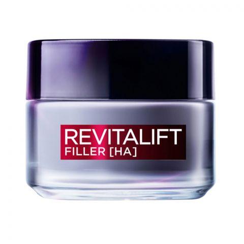 L'Oreal Paris Revitalift Filler [HA] Anti-Ageing Day Revolumizing Cream 50ml