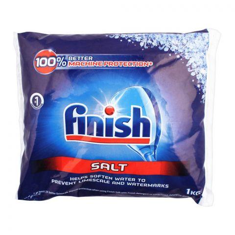 Finish Dish Washing Salt, 1 KG
