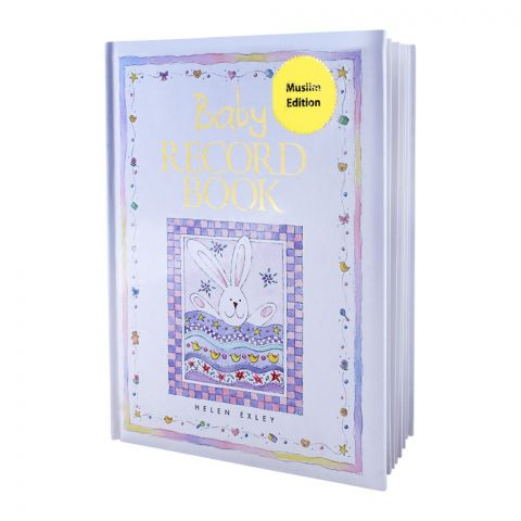 Helen Exley Baby Record Book, Muslim Edition
