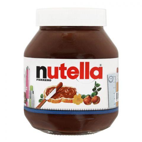 Nutella Hazelnut Cocoa Spread, 750g