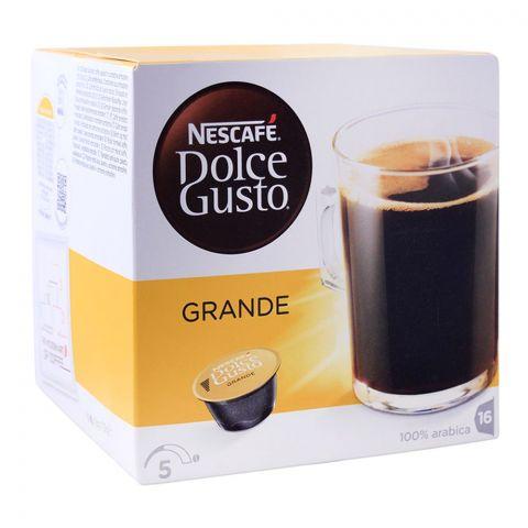 Nescafe Dolce Gusto Grande Capsules, 16 Single Serve Pods