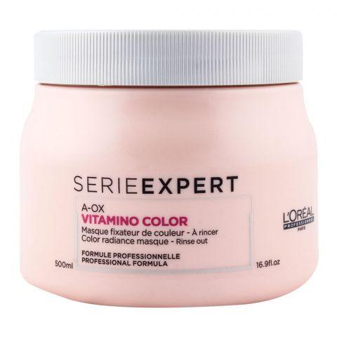 L'Oreal Expert Vitamino Color A-OX Hair Mask 500ml