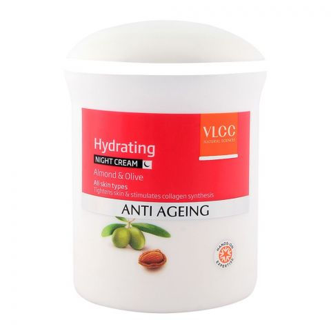 VLCC Natural Sciences Anti Ageing Hydrating Night Cream 50g