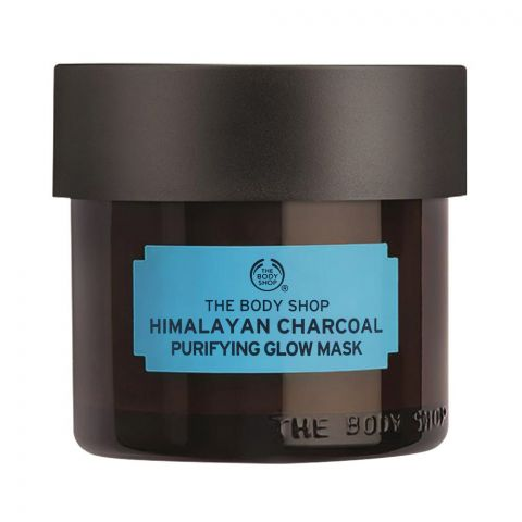 The Body Shop Himalayan Charcoal Purifying Glow Mask, 75ml