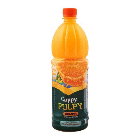 Cappy Pulpy Orange Fruit Drink 1 Liter