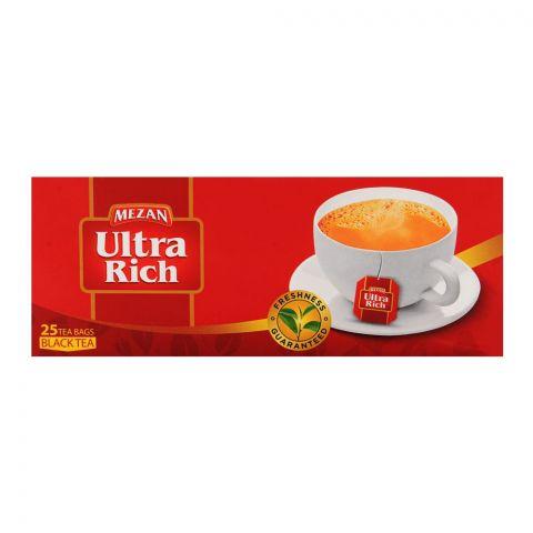 Mezan Chai Ultra RichTea Bags 25-Pack