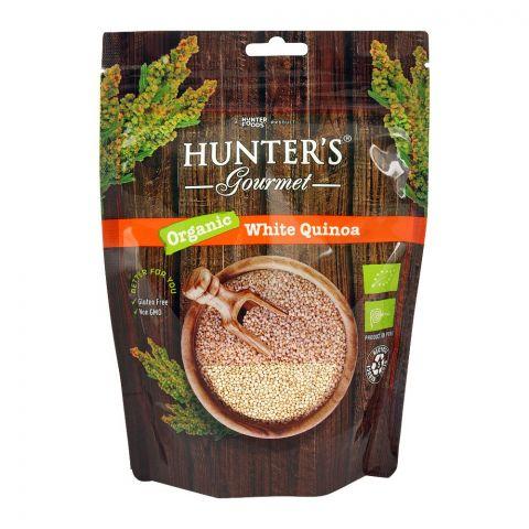 Hunter's Gourmet Organic White Quinoa, 300g