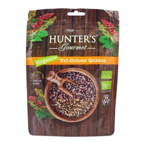 Hunter's Gourmet Organic Tri-Colour Quinoa, 300g