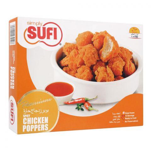 Sufi Spicy Chicken Poppers, 780g