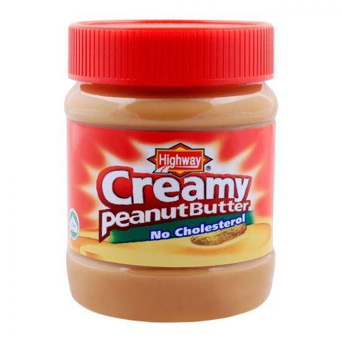Highway Creamy Peanut Butter 340g