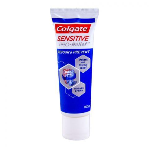Colgate Sensitive Pro-Relief Repair & Prevent Toothpaste 100gm