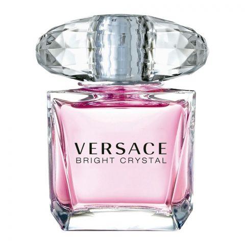 Versace Bright Crystal Eau De Toilette, 200ml