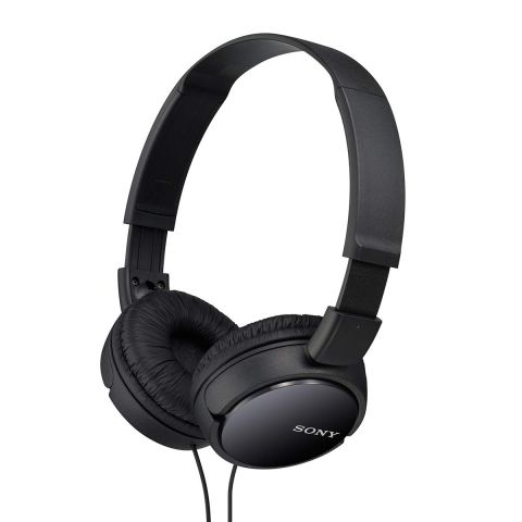 Sony MDR-ZX110AP On-Ear Stereo Wired Headphones