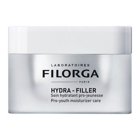 Filorga Hydra-Filler, Pro-Youth Moisturizer Care, 50ml