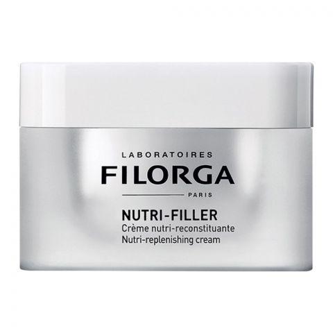 Filorga Nutri-Filler, Nutri-Replenishing Cream, 50ml