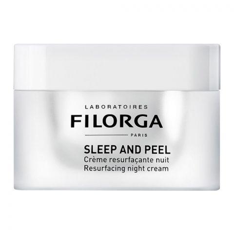 Filorga Sleep And Peel, Resurfacing Night Cream, 50ml