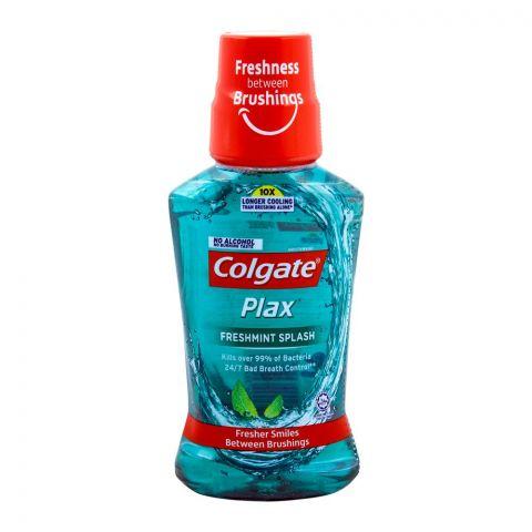 Colgate Plax Freshmint Splash Mouthwash 250ml