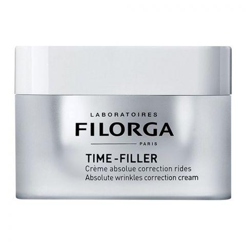 Filorga Time-Filler, Absolute Wrinkles Correction Cream, 50ml