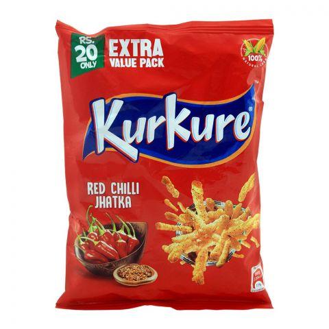 Kurkure Red Chilli Jhatka 40g