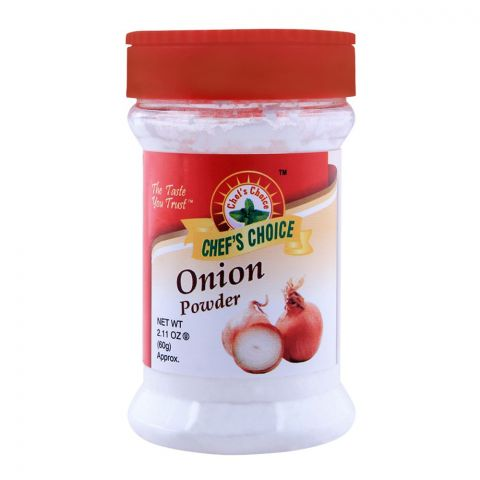 Chef's Choice Onion Powder 60g